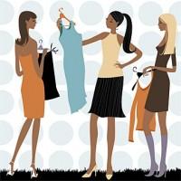 Стиль одежды и макияж - всегда в десятку!
