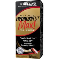Hydroxycut MAX Pro Clinical 60 caps MuscleTech