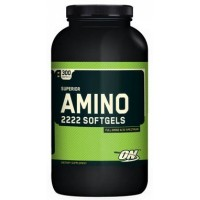 Superior Amino 2222 300 softgels Optimum Nutrition